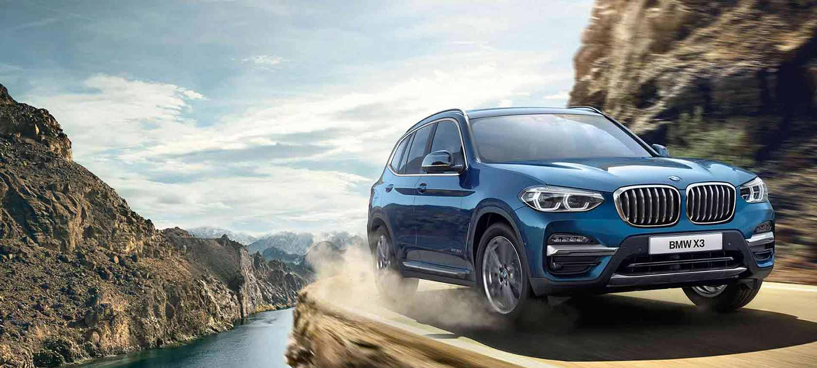 The BMW X3 SERIES